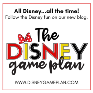 Disney Game Plan logo www.disneygameplan.com