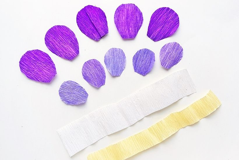 Add a floral touch to your home with beautiful handmade Crepe Paper Flowers in different colors. This fun craft requires creativity and a few supplies to help you create some of the most stunning artificial floral pieces to use as decorations in the home.